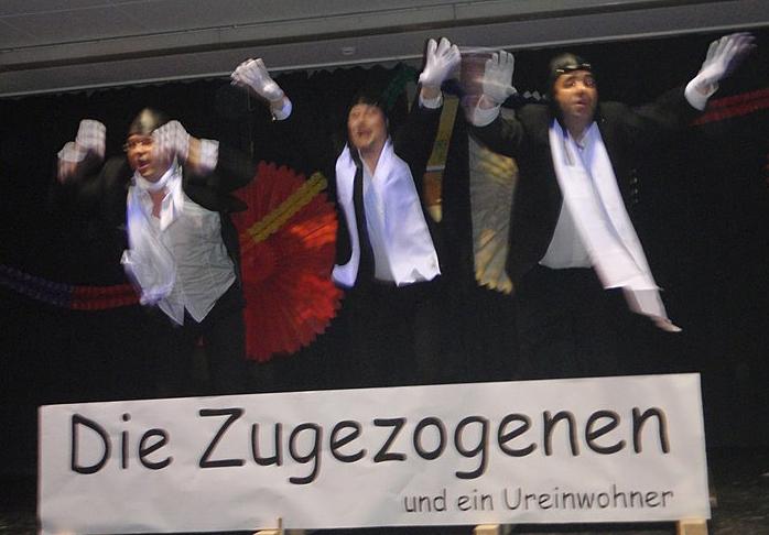 Jeck & Keck - Karneval 2018 in Isenbügel